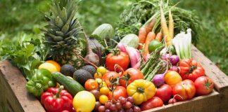 Agriculture en France Legumes et Fruits