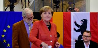 allemagne merkel elections legislatives