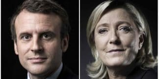 Macron le Pen second tour