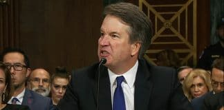 Audition devant le sénat du juge Kavanaugh