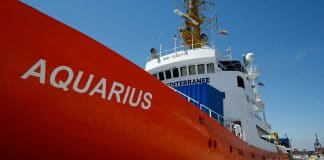 Navira Aquarius demande accostage à Marseille à la France