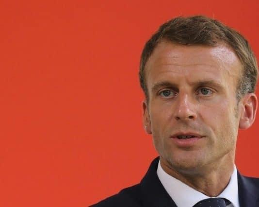Macron sur la guerre d'Algérie