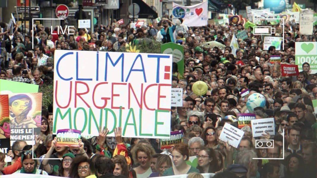 Marche pour le climat Paris