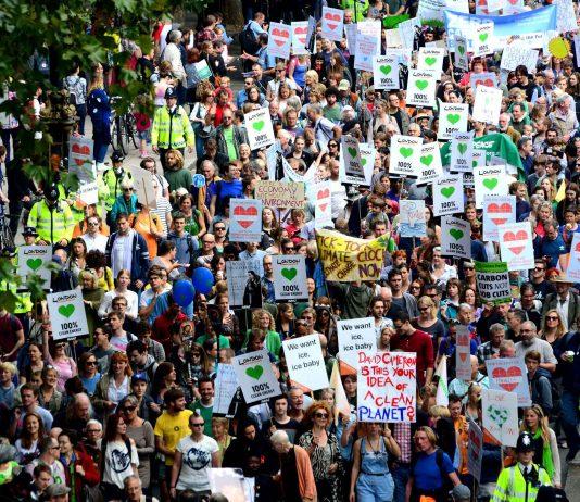 Seconde marche pour climat