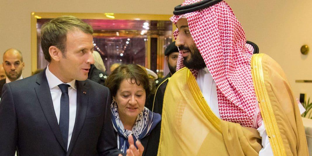 Macron lettre des ONG contre arme Yemen
