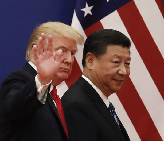 Trump taxe chine commerce