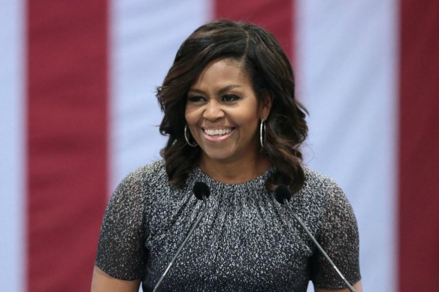 Michelle Obama femme de l'année 2018