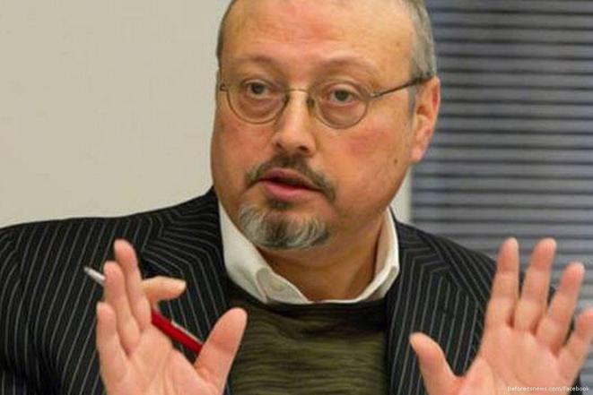 Jamal khassogi en conférence