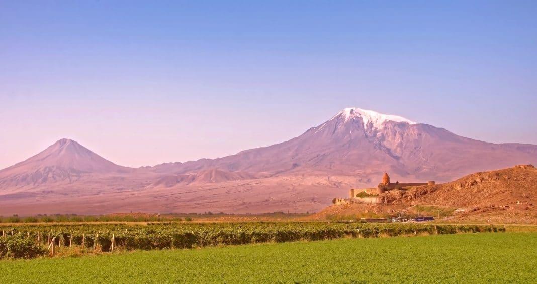 Arménie Pays de l'année