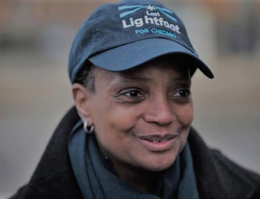 lori lightfoot maire