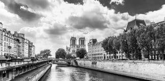 Notre-Dame de Paris incendie