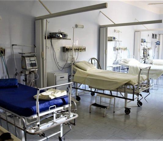 hôpital surchargé